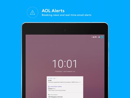 AOL: Mail, News & Video screenshot 2