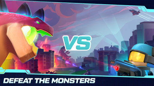 Monster Blasters screenshot 5