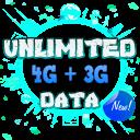 unlimited 4g data prank