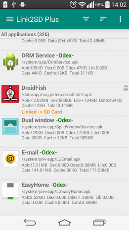 Link2SD Plus (New) 1 1 Download APK for Android - Aptoide