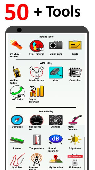 All tools screenshot 1