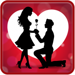 Romantic love stickers 1 0 0 1 Download APK for Android