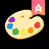 Finger Paint Icon