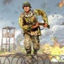 WW2 NOUS Commando Champ de bataille Survivant