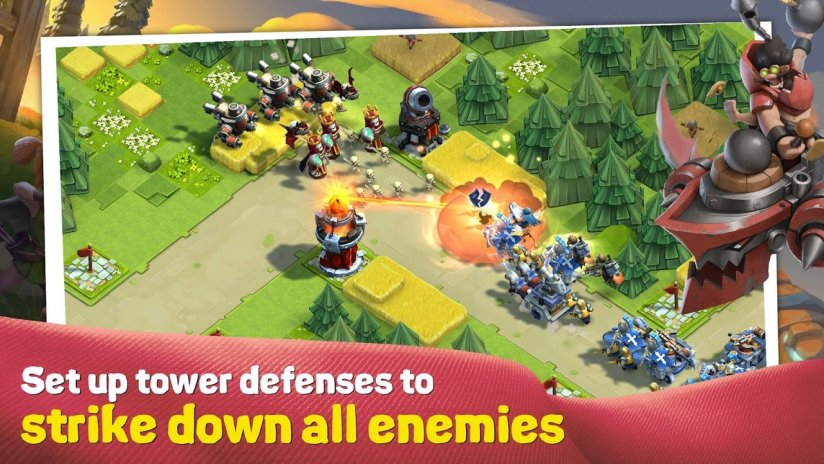 download game clash of zombie game pahlawan mod apk android 1