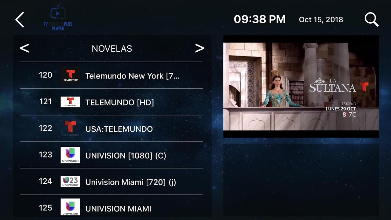 TV Premium Plus Player screenshot 4