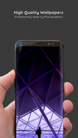 Purple Wallpapers 4k Pro Purple Backgrounds 1 Descargar Apk