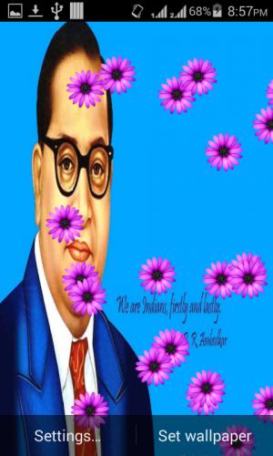 Dr B R Ambedkar Live Wallpaper 1 0 Download Android Apk Aptoide