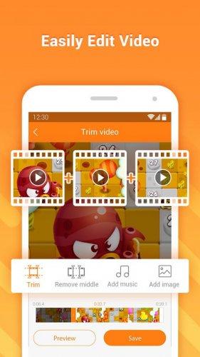 DU Recorder � Screen Recorder & Video Editor screenshot 11