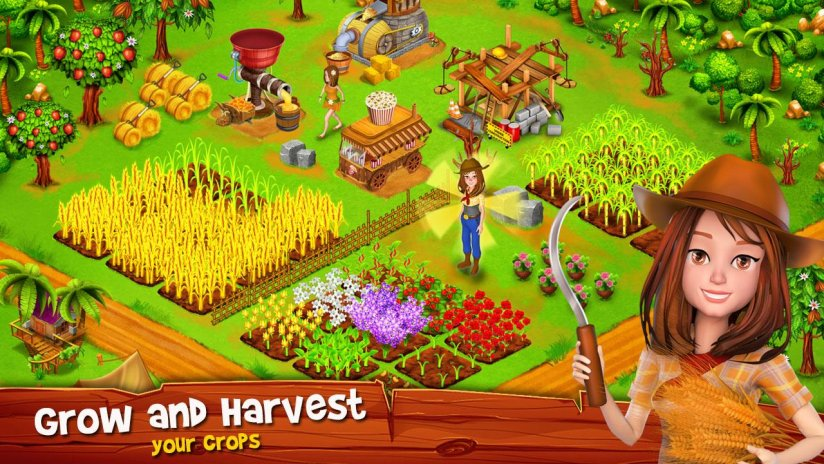 Paradise Hay Farm Island - Offline Game 3 2 Download APK for