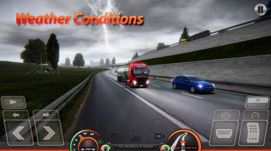 Truck Simulator : Europe 2 screenshot 10