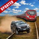 Train vs Prado Racing 3D