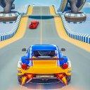 Rally Car Stunts GT Racing: Ramp Extreme Car Stunt