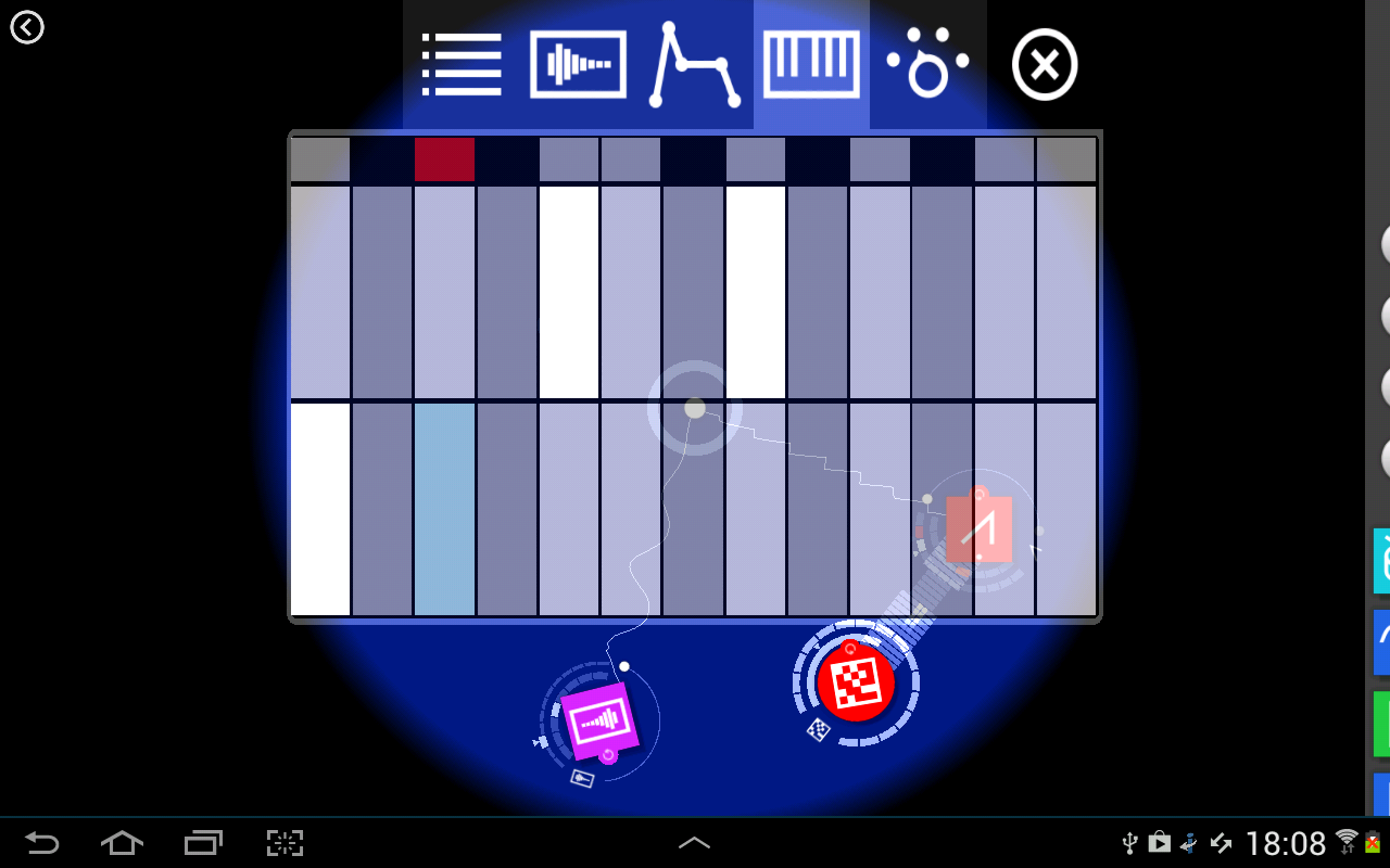 reactable mobile para android gratis