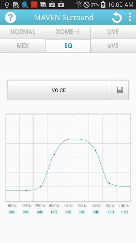 MAVEN Music Player (Pro) screenshot 2