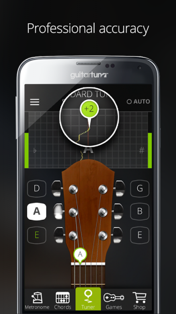 guitar tuner free guitartuna download apk for android aptoide. Black Bedroom Furniture Sets. Home Design Ideas