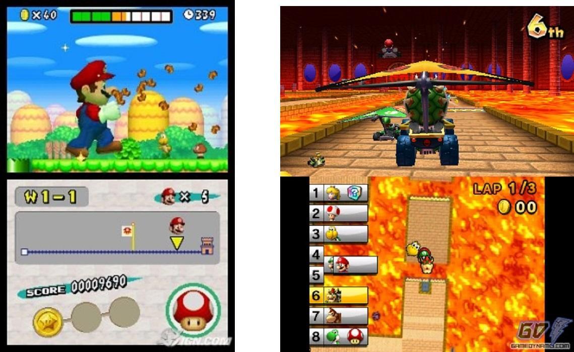 Mimtendo 3DS Emulator screenshot 1