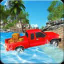 Mountain truck driving simulator 2017