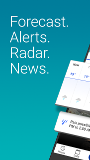 Weather: Forecast & Radar Maps screenshot 15