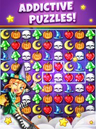 Witch Puzzle - New Match 3 Game screenshot 9