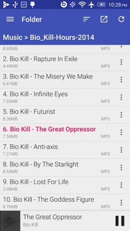 GoneMAD Music Player (Trial) 2.2.11 Laden Sie APK für Android ...