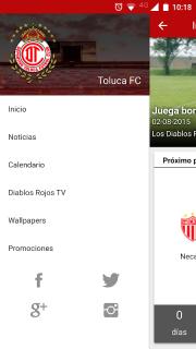 Deportivo Toluca FC screenshot 3