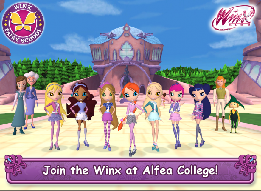 Winx fairy school download free