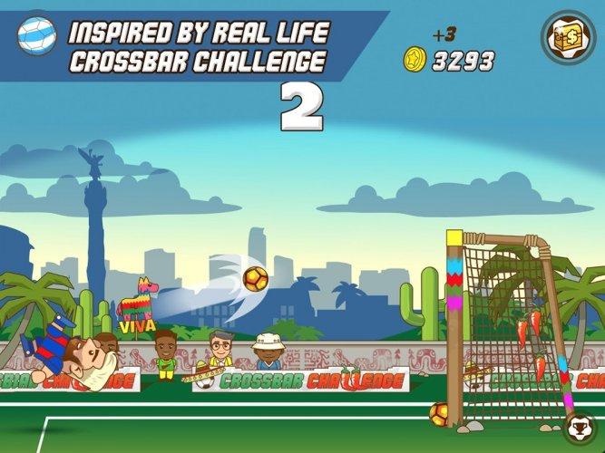 Super Crossbar Challenge screenshot 8