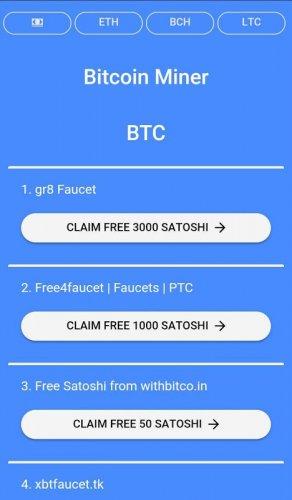 bitcoin minatore app scaricare)