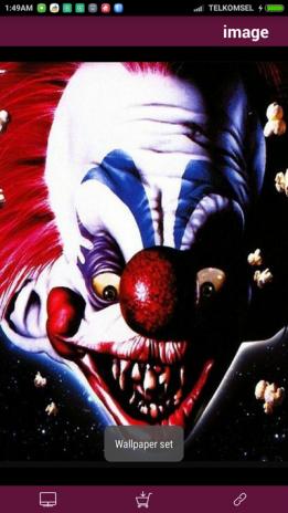 Killer Clown Wallpapers Screenshot 4
