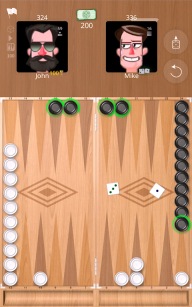 Backgammon Online screenshot 7