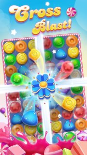 Candy Charming - 2019 Match 3 Puzzle Free Games screenshot 4