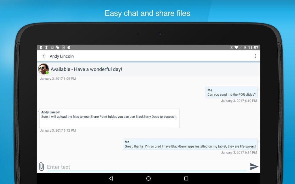 What is BlackBerry Hub