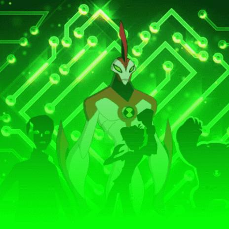 Ben ten Alien Force Ultimate Waybig Transform 1 1 Download
