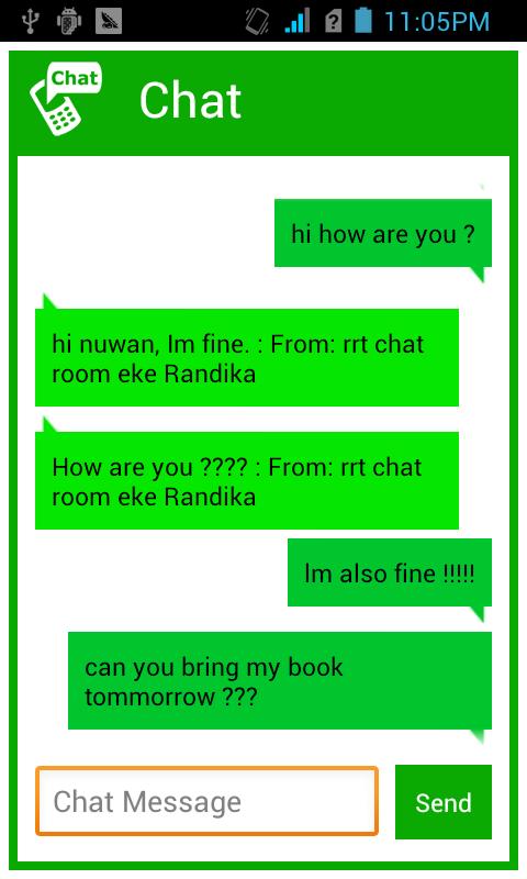 Lanka chat rooms
