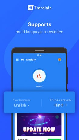 voice hindi to english translation app download