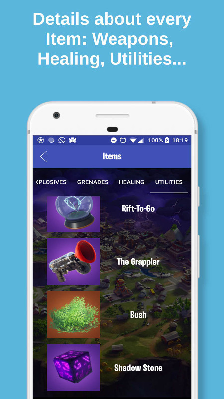 Fortbuddy - Companion for Fortnite screenshot 2