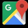 maps navigation transport icon