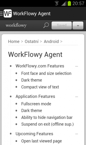 WorkFlowy Agent 3 7 Download APK for Android - Aptoide