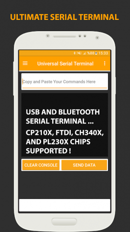 Bluetooth Serial Terminal Ultimate 26 4 Download APK for