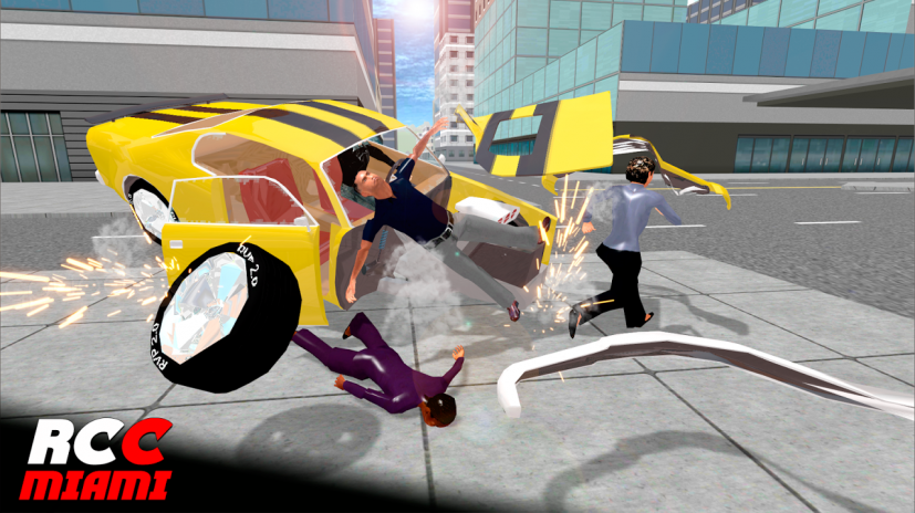 Real Car Crash Miami 1 0 Download Apk For Android Aptoide