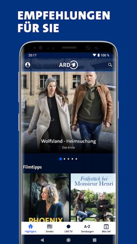 ARD Mediathek 8.0.0 Download Android APK | Aptoide