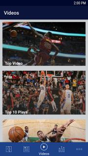 NBA screenshot 8