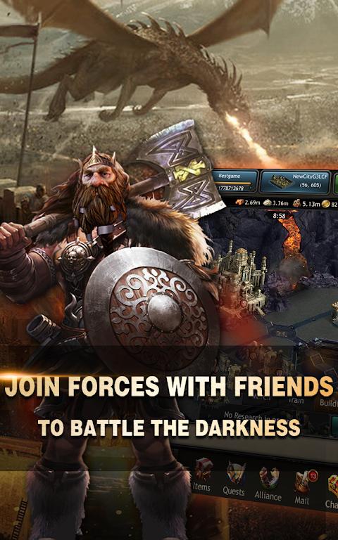 Elves vs Dwarves screenshot 2