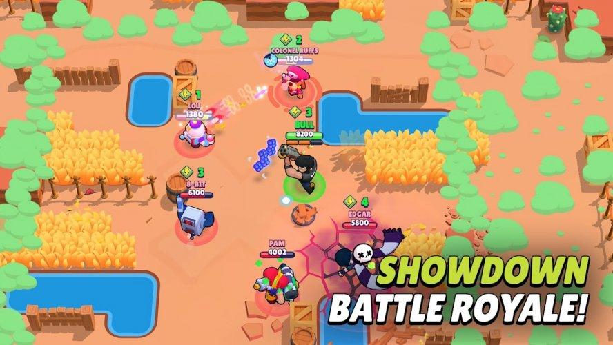Brawl Stars screenshot 9