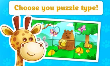 Animal Puzzles For Toddlers Kids Learning Animals 1 0 10 Download Apk For Android Aptoide
