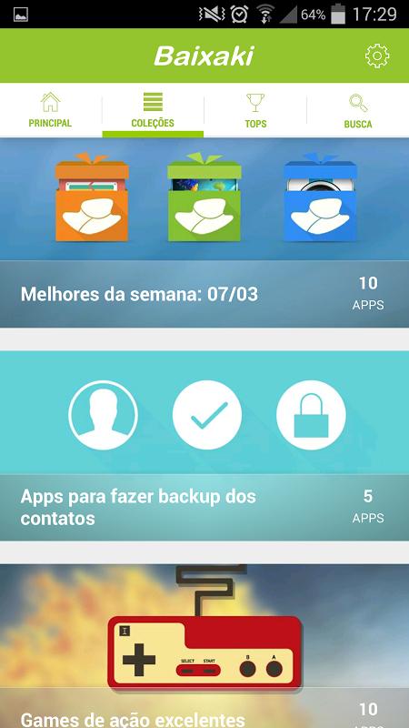 Baixaki screenshot 2