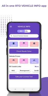 Vehicle Info - Vehicle Owner Details screenshot 4