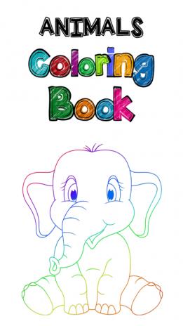 Boyama Kitabı Hayvanlar 14 Android Aptoide Için Apk Indir
