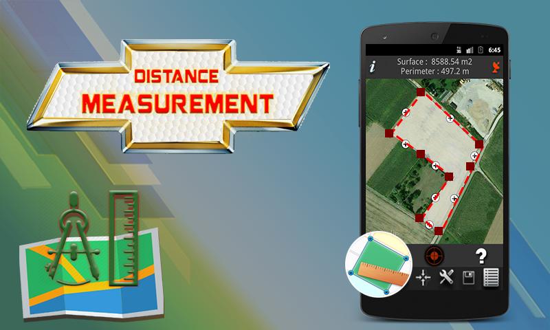 Entfernungsmessung Mit Gps : Gps feld bereich entfernung messung taschenrechner laden sie